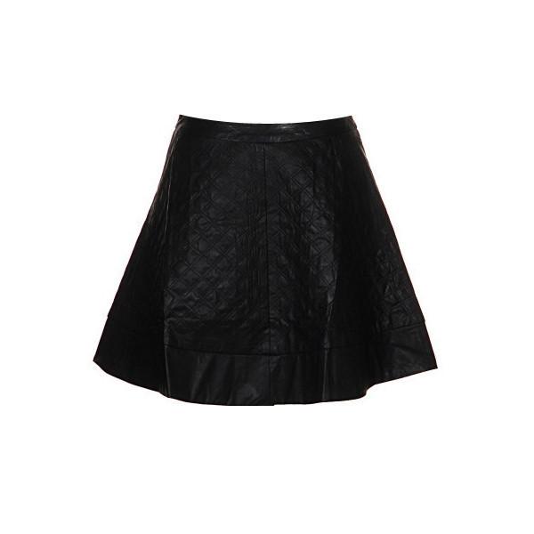 skirt worst behavior leather quilted black mini vanityv vanity row dress to kill rock vogue
