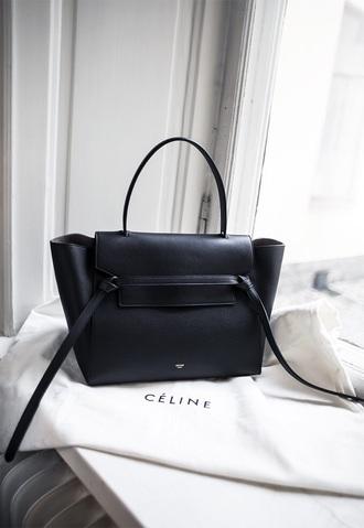 bag black celine celine bag