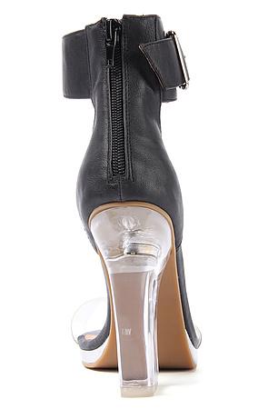 Jeffrey Campbell Shoe The Soiree in Black -  Karmaloop.com