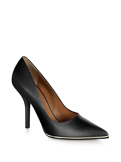 Givenchy - Leather Pumps - Saks.com