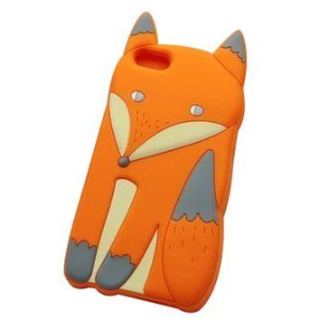 Sad Fox Phone Soft Shell Case for Iphone5/5s on Wanelo