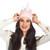 Unicorn Beanie Pink by Jumbo Jibbles | Fab.com
