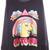 ROMWE   GO TO HELL Rainbow Print Black Sweatshirt, The Latest Street Fashion