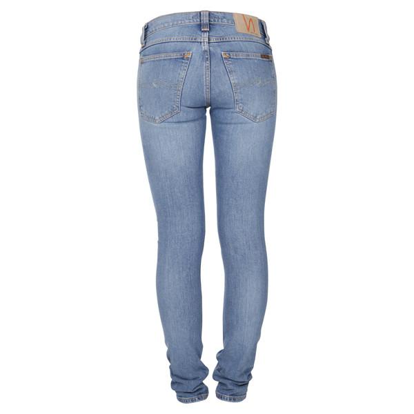 Nudie Jeans Co. Used Light Indigo Long John - Polyvore