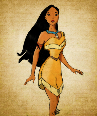 dress disney dress up outfit costume character pocahontas characters halloween costume halloween
