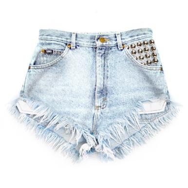 Hipster 320 Lite XL Shorts - Arad Denim