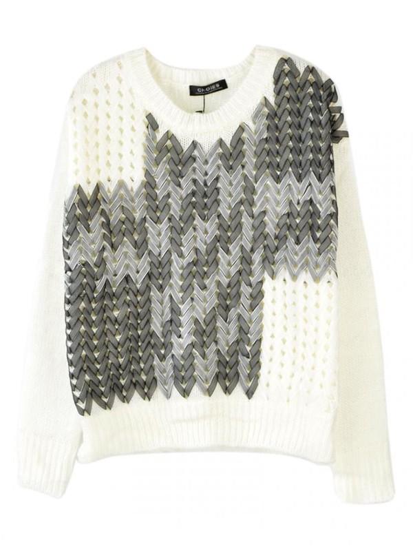 sweater choies jumper Choies