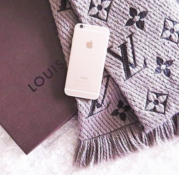 scarf louis vuitton lv scarf louie vuttion cute fashion
