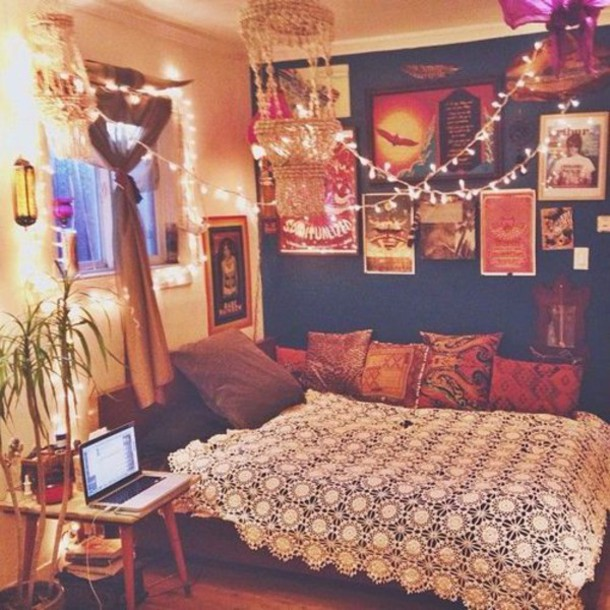 pajamas, undefined, bedding, dorm room, cover, indie ...
