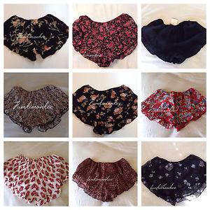 Brandy Melville Assorted Vodi Shorts OSFM | eBay