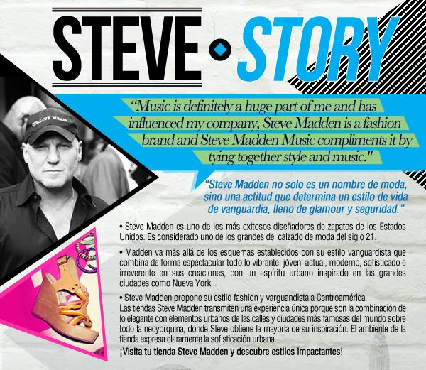 Steve Madden Centro América   stevemaddenca