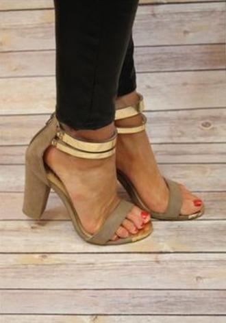 shoes heels high heels low heels low heel sandals nude heels gold heels