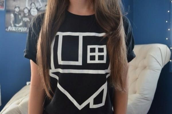 t-shirt shirt the neighbourhood the neighbourhood band t-shirt