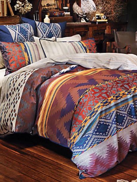 scarf home decor cabin bedding bedding duvet duvet set bedding bedroom bedding bedding bedding pillow pillow mountain aztec