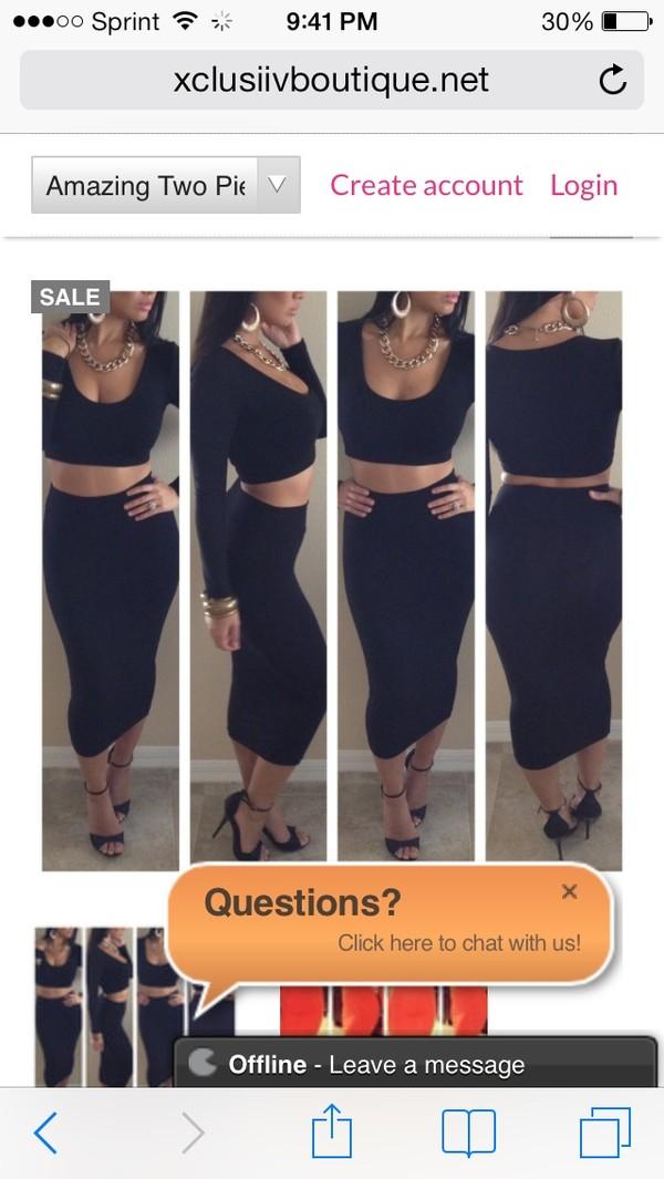 dress crop tops