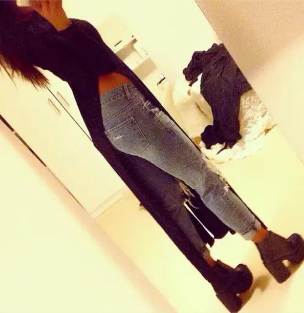 jeans dress shoes