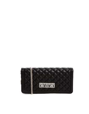 Love Moschino | Love Moschino Super Quilted Clutch Bag at ASOS
