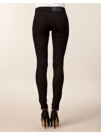 Tight Very Stretch Black - Cheap Monday - Zwart - Jeans - Kleding - Zij - Nelly.com