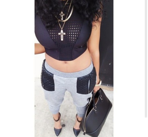 pants top