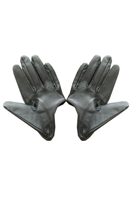 ROMWE | Half Hand Black Gloves, The Latest Street Fashion