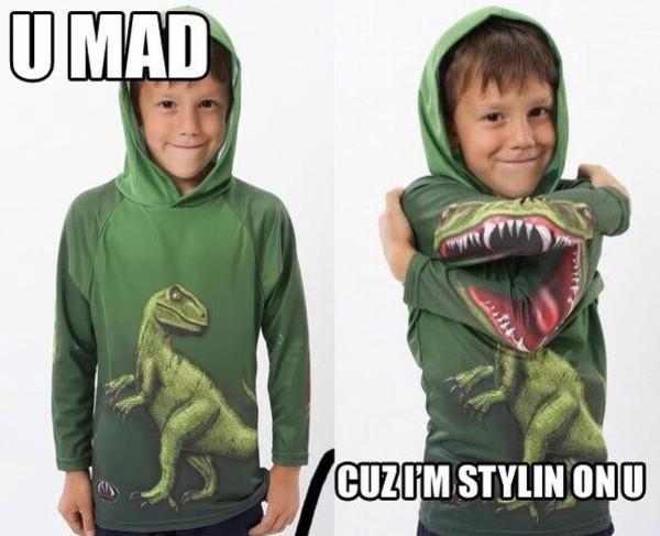 jacket green dinosaur sweater kids fashion kids sweater Dinosaur print dinosaur children's