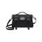 Alexa in black polished buffalo with nickel | women's bags | mulberry