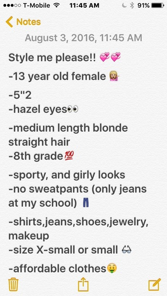 home accessory style me outfit back to school pink blue green red black dress grey school girl shirt sporty girly jeans shoes jewelry make-up clothes
