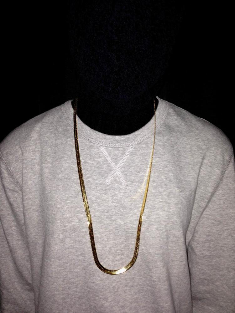 Herringbone   Godly Gold