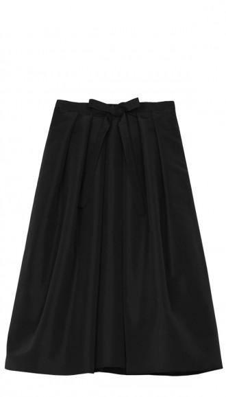 Silk Faille Full Skirt - Skirts   Shop   Tibi