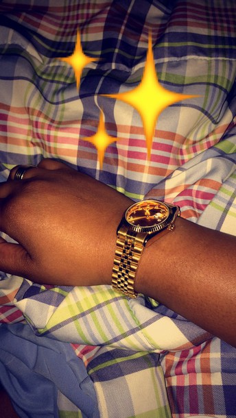 jewels gold gold watch jewelry