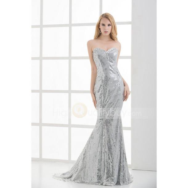 dress prom dress silver silver dress silver prom dress sequin dress sequins silver sequin dress silver sequins mermaid prom dress mermaid prom dress silver mermaid dress