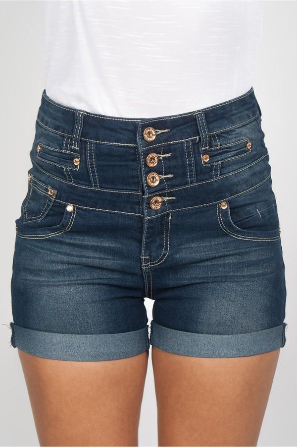 shorts denim High waisted shorts