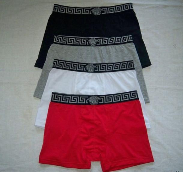underwear versace mens underwear mens underwear boxer briefs