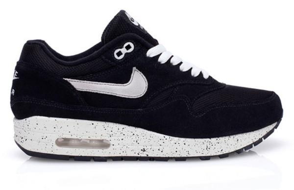 shoes nike air max air max black white guys girl