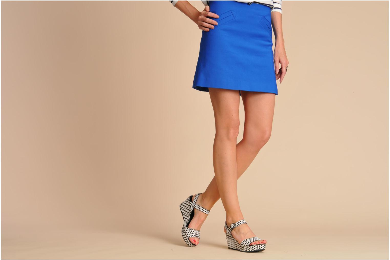 Lizette Bocage (weiß) : stets kostenlose Lieferung Ihrer Sandalen Lizette Bocage bei Sarenza