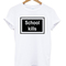 School kills unisex t-shirt - stylecotton