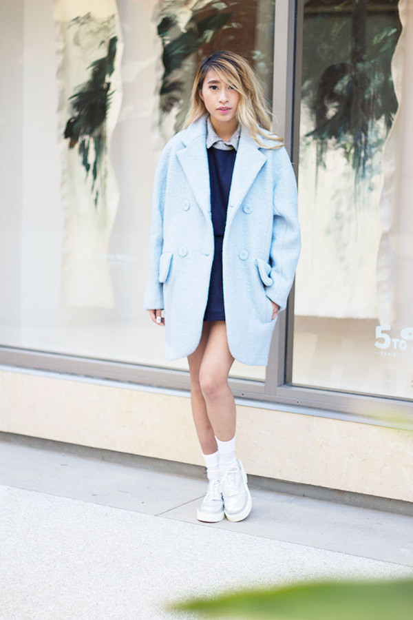 style2bones coat dress