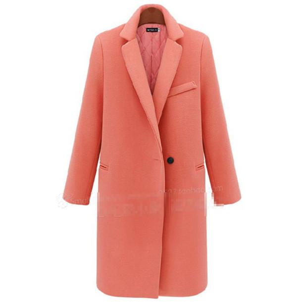 coat clothes warm woolen