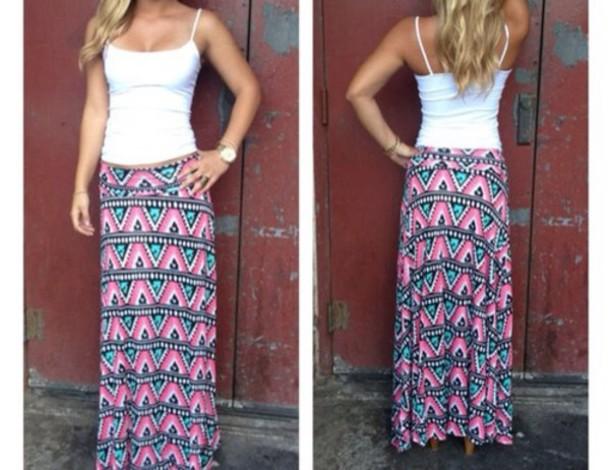 skirt top style beach pink dress purple dress maxi skirt cute skirt blue skirt