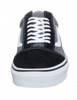 Vans OLD SKOOL - Sneaker - black - Zalando.de
