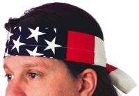 ZAN headgear American Flag Cooldanna   131-032   J&P Cycles