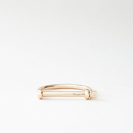 Miansai Rose Gold Screw Cuff | Women's Jewelry | Steven Alan