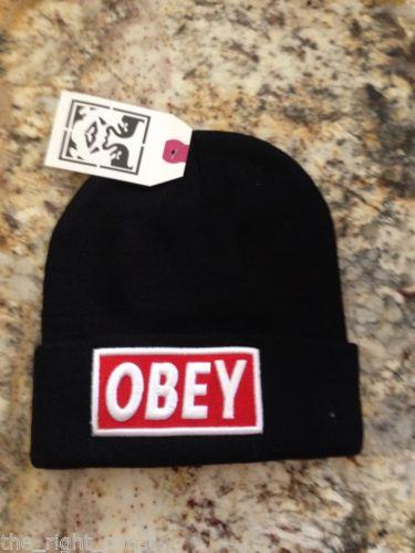 New Unisex Hiphop Cap Obey Beanie Warm Ski Knit Skull Winter Women Men Cool Hat | eBay