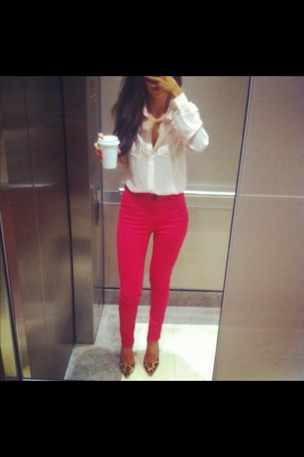 blouse white blouse t-shirt jeans shoes