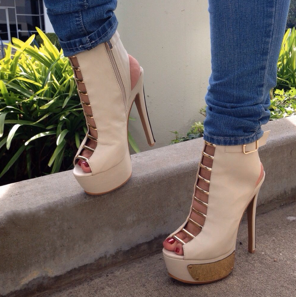Fiona Booties / OhLaLa Boutique