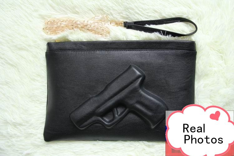 Aliexpress.com : Buy U are Different Wholesale Gun Print One Shoulder Handbags, Metal Chain Punk Style Cool Gun Day Clutch Bags for Women,Party Bag from Reliable handbag style laptop bag suppliers on World Brand Mall