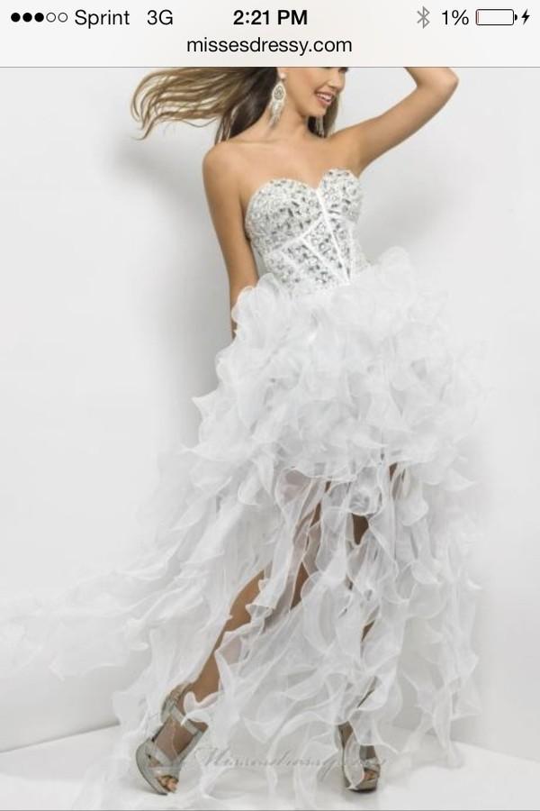 dress dress white fun