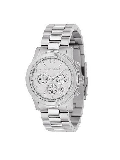 Michael Kors Watch - Michael Kors Watches - Sølv - Ure - Tilbehør - Kvinde - Nelly.com