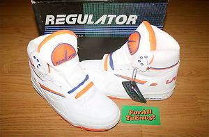Vintage La Gear Regulator High Pump Sneaker Deadstock 90's Neon RARE Air | eBay