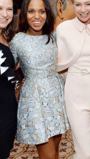 dress kerry washington